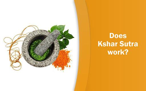 Kshar Sutra Treatment