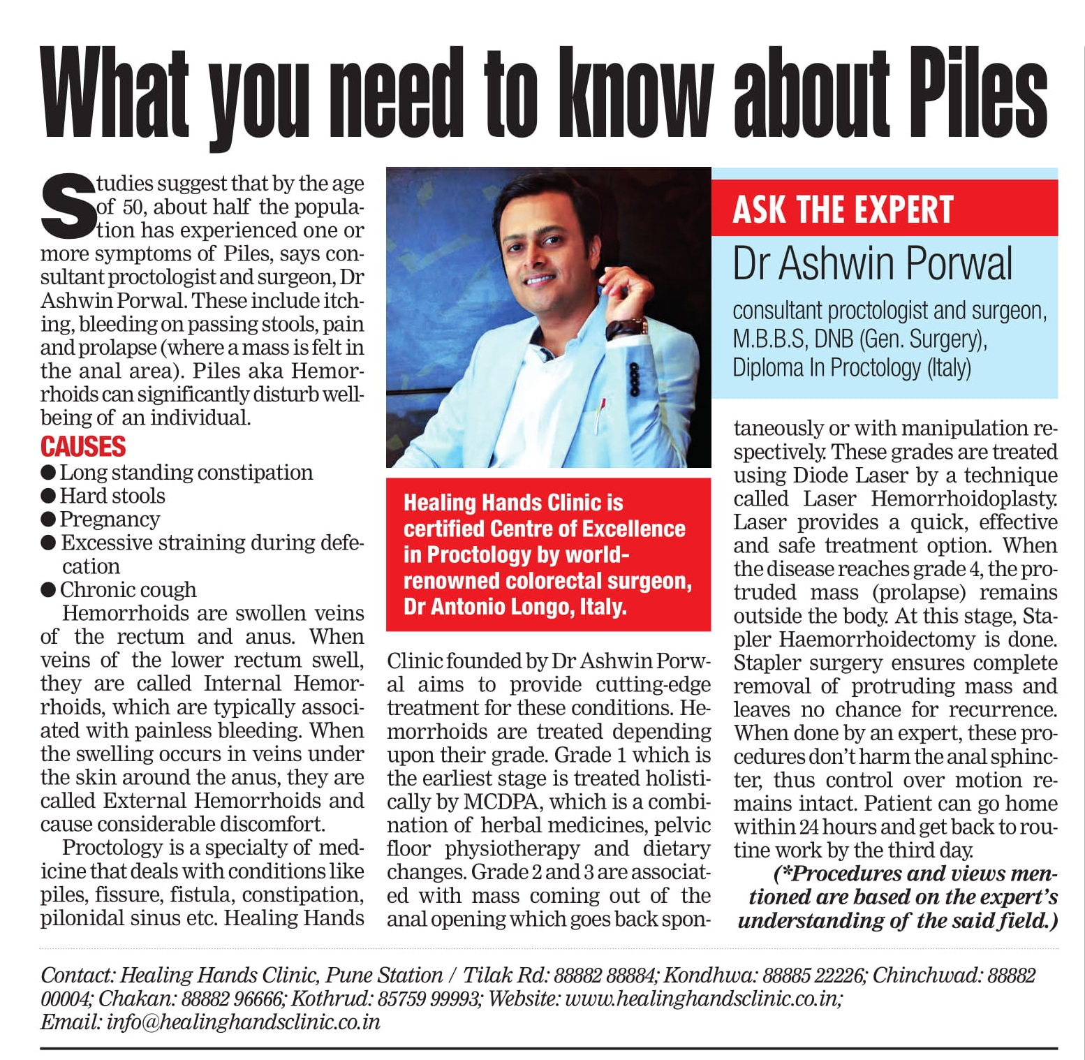 About Piles