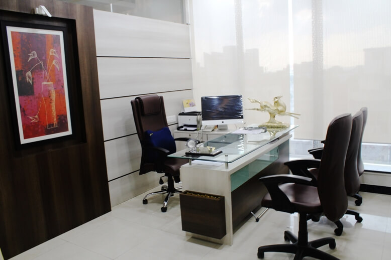 Consulting room for piles, hernia, fistula, fissure