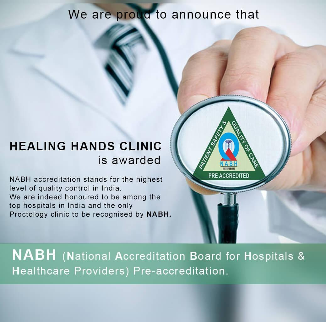 Awarded NABH