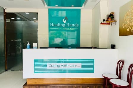 Healing Hands Clinic in Navi Mumbai