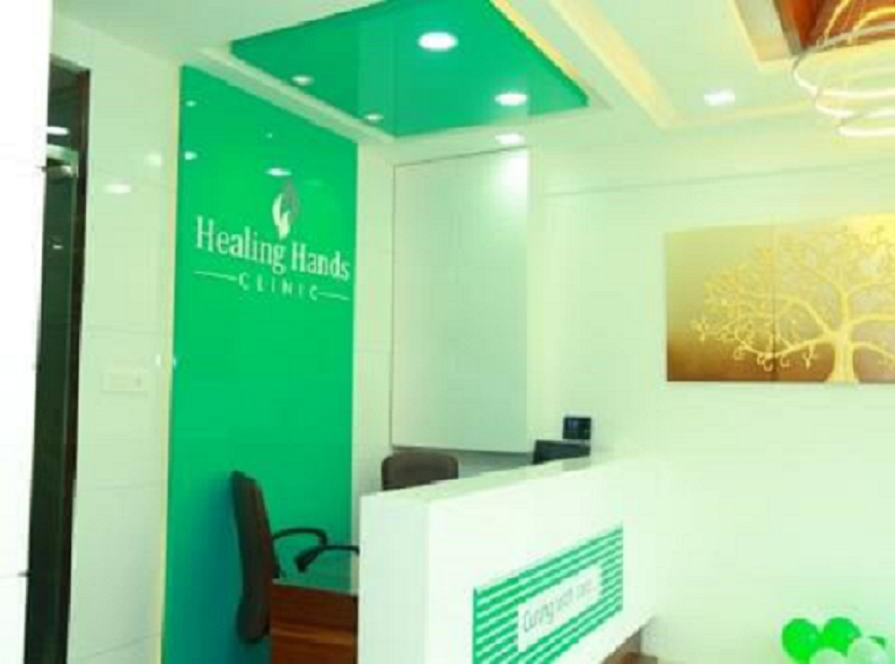 Healing Hands Clinic in Kapurbawdi Junction,Thane