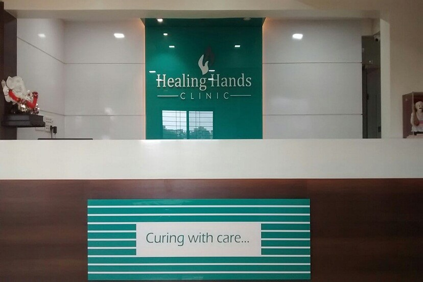 Healing Hands Clinic in Chakan