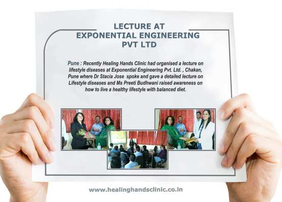 Lecture at exponential engineering