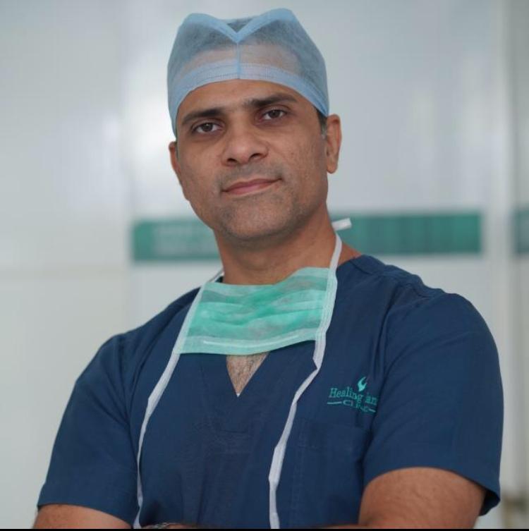Dr Pinkesh Thakkar,