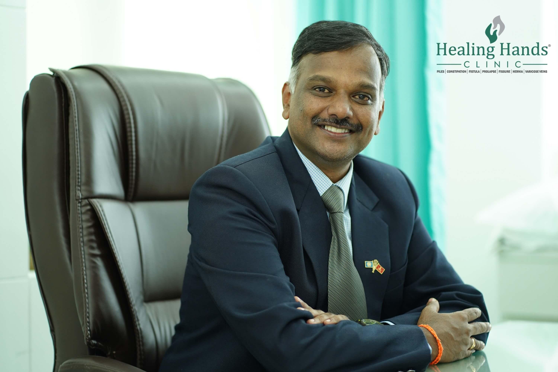 Dr Viswanathan Venkatesan