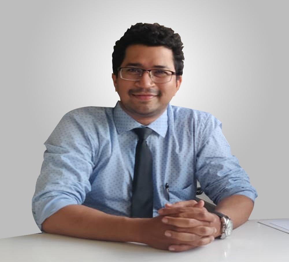 Dr Akash Bagade